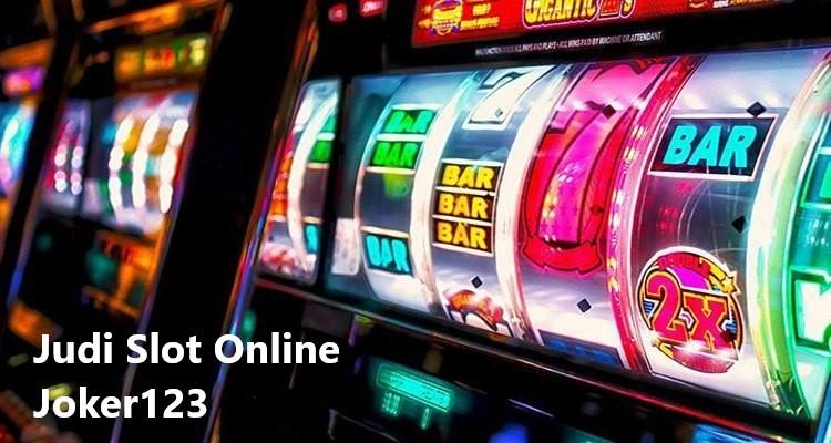 Agen Resmi Judi Mesin Slot Online Di Indonesia