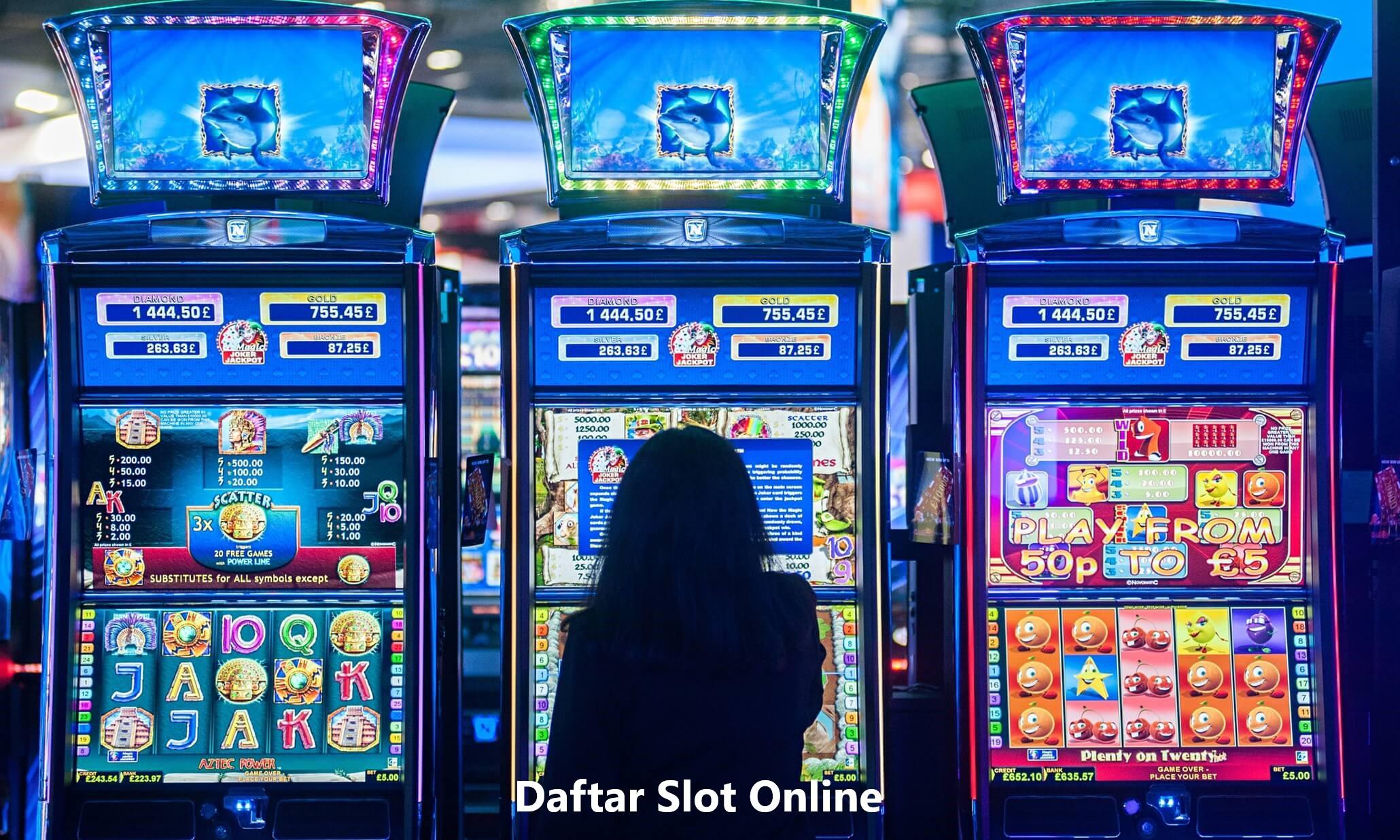 Taruhan Slot Online Terbaru Dengan Uang Asli Indonesia